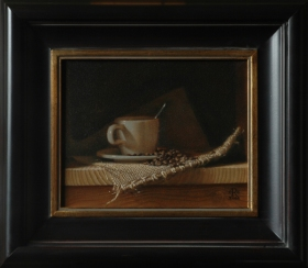 Rebecca C Gray, Espresso, 2008.