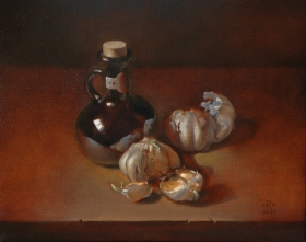 Rebecca C Gray, Garlic and Balsamic, 2009.