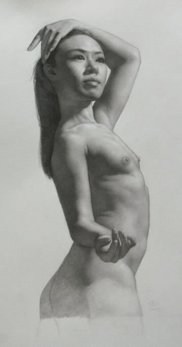 Rebecca C Gray, Dancer, 2013.